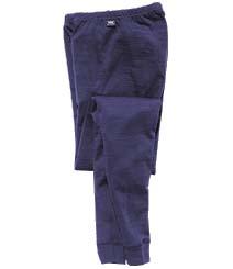Långkalsong HH ull, blå (U3)
