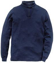 Undertröja HH ull, blå (U3)