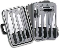 Cooks case Victorinox 5.4913, Small / Fibrox handle