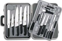 Cooks case Victorinox 5.4923, Large / Fibrox handle