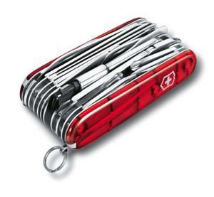 Fickkniv SwissChamp XLT, röd (B)
