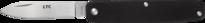 Pennkniv LTCbk, 59 mm 3G/alu svart (B)
