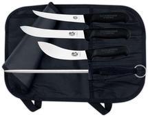 Hunting set Victorinox, 3 knives + steel