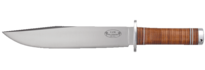 Kniv NL1, 25 cm / läderhandtag (B)