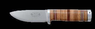 Knife NL5 10 cm / leather handle