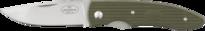 Fällkniv PCmg, 73 mm CoS/grön (B)