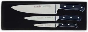 Knivset Giesser BestCut 9840bc, 3 knivar