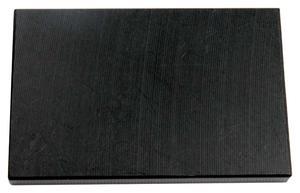 Skärbrädsbit 400x200-249x20 mm SVART