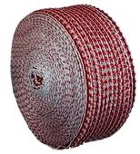 Net 7-160 WHITE/RED (100 m)
