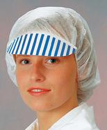 Disposable cap with hairnet (100 pcs/pack)