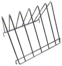 Cutting boards rack, inox