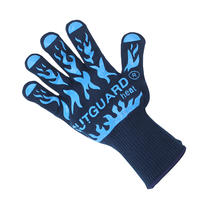 Glove Grill/Heat, blue