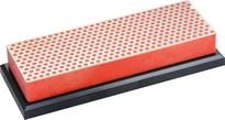 Sharpening stone Diamond 15x5 cm, RED (B)