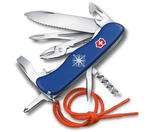 Pocket knife Skipper, blue