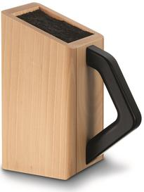 Knife block 7.7043.0, beech (no knives)