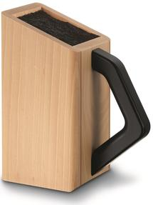 Knife block 7.7043.0, beech (no knives)